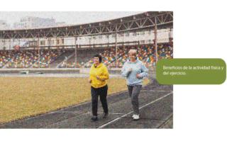 actividad física y ejercicio