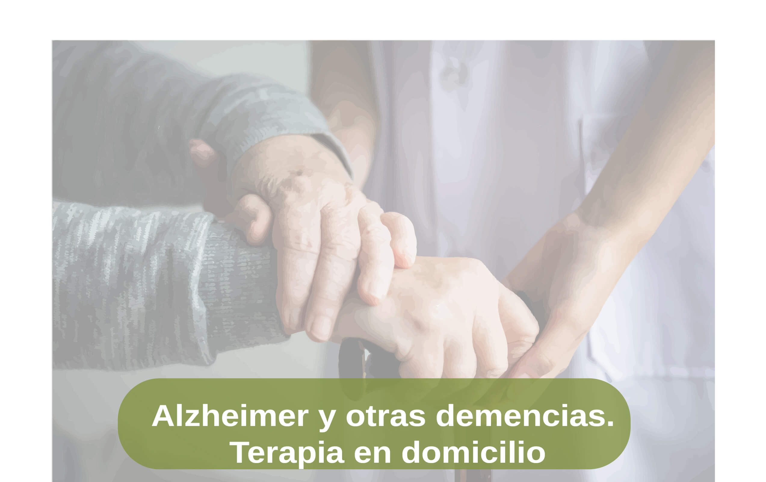 Alzheimer Terapia en casa