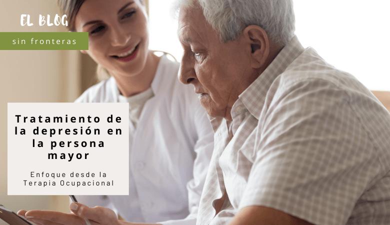 tratamiento depresion personas mayores