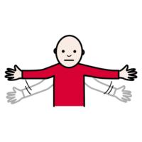 mover brazos