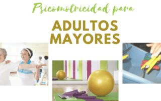 psicomotricidad adultos mayores